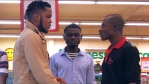 Zfancy Tv Comedy - Soldier Uniform Prank  (African Pranks)